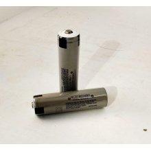 "Аккумулятор литий-ион. PANASONIC 18650 2600 mA/h (Samsung cell) с припаянной ""+"" клеммой, без PCB"
