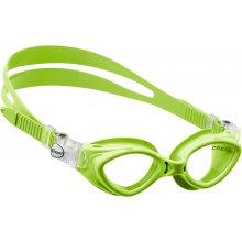 Очки детские для плаванья CRESSI KING CRAB цвет: зеленый
