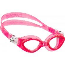 Очки детские для плаванья CRESSI KING CRAB цвет: розовый