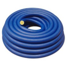 Латексная тяга PRIME LINE 16мм (прозрачный натуральный латекс в синем чулке)