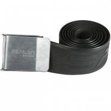 Пояс грузовой SALVIMAR резиновый PRO со стальной пряжкой