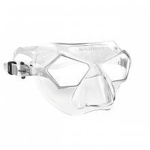 Маска SALVIMAR INCREDIBLE (прозрачный силикон/прозрачные линзы)