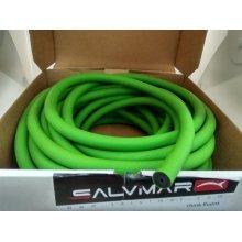 Тяга латексная SALVIMAR  Cat. A  (ø16~17mm) - A-Boost чёрная в зелёном чулке