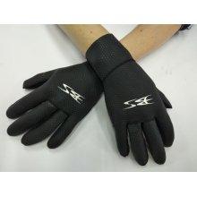 Перчатки BS DIVER пятипалые SUPERFIT 3mm