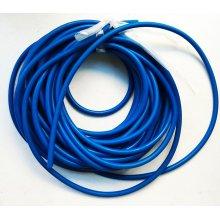 Латексная трубка BS DIVER  диам. 5 мм/3мм синяя (1м)