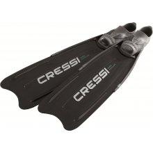 Ласты Cressi GARA MODULAR с закрытой пяткой цвет: Черный
