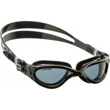 Очки-маска CRESSI FLASH силикон черный, цвет: черный, просветленная оптика