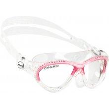 Очки  для плаванья CRESSI COBRA KID цвет: розовый