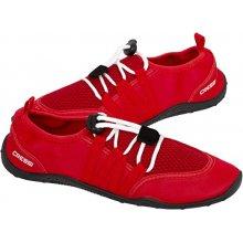 Пляжные туфли Cressi ELBA POOL SHOES  RED