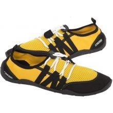 Пляжные туфли Cressi ELBA POOL SHOES YELLOW BLACK