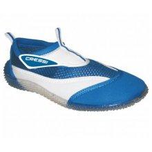 Пляжные туфли со шнурками CRESSI JUNIOR BLUE