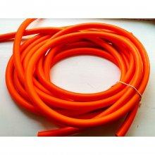 Латексная тяга PRIME LINE 18мм (прозрачный натуральный латекс в оранжевом чулке)