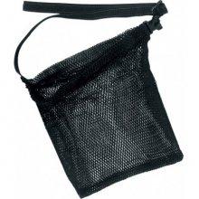 Сумка SALVIMAR сетка для рыбы, поясная, чёрная