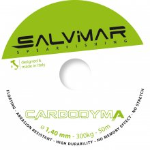 Катушечный линь SALVIMAR CARBO DYMA ø1,4mm (метр)