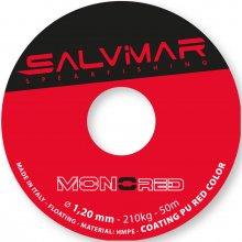 Линь Salvimar MONORED ø1,2mm - 210kg - 50m